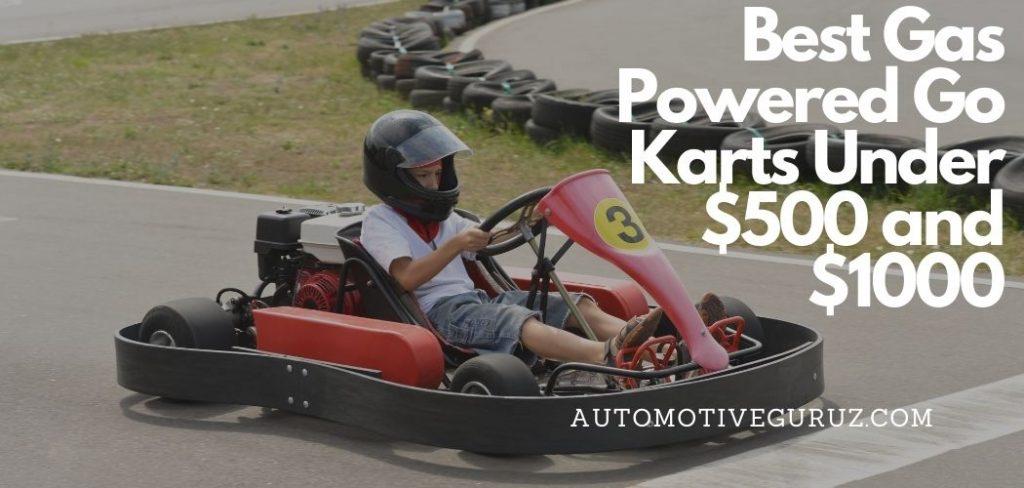 Gas-Powered Go-Karts Under $500