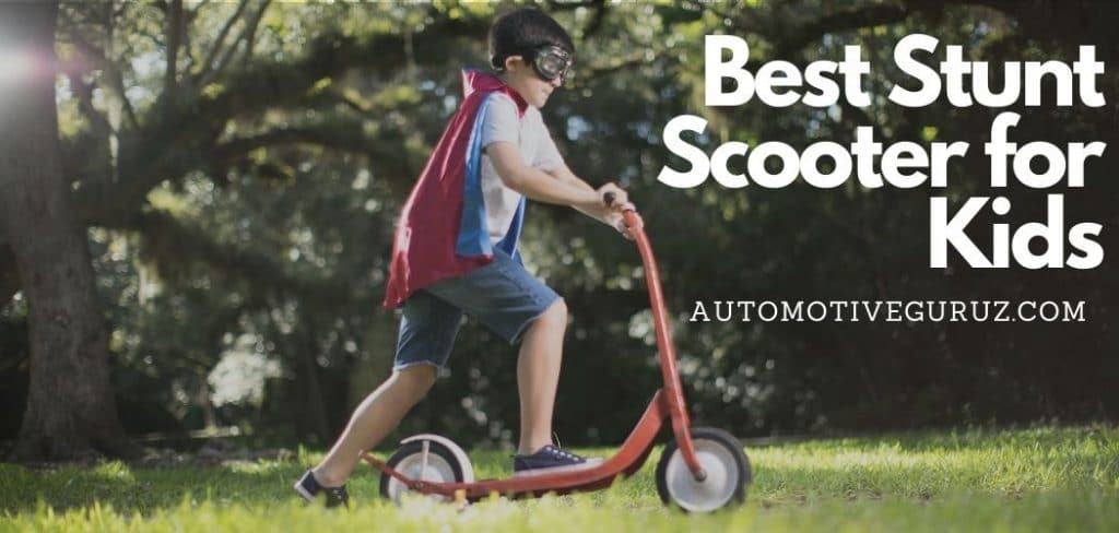 Best Stunt Scooter for 12-Year-Old Boy
