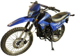 Hawk 250cc Dirt Bike