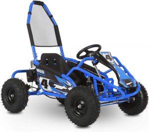 MotoTec Mud Monster 98cc Go Kart