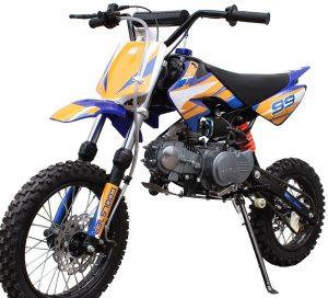 X-PRO 125cc Dirt Bike
