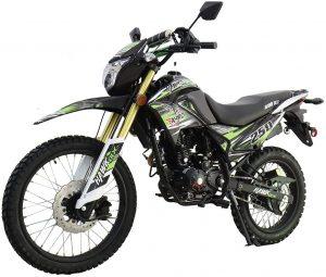 X-Pro Hawk DLX 250 dirt bike