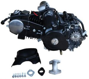 X-PRO 125cc 4-stroke Engine